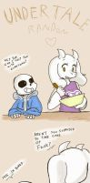 Take care of frisk by mikathelemur