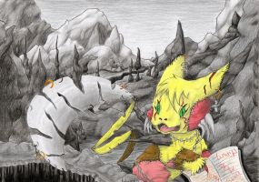 Never say Pikachu is not cool by Mystery-Vitani