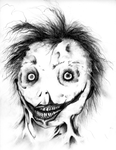 Jeff the Killer by Spica2041
