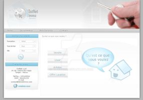 DotNetImmo real estate portal by blueburn