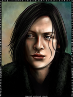 Regulus Black card by Patilda