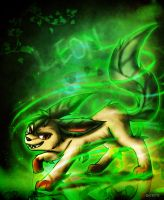 PKMN - Green Power by catkitte