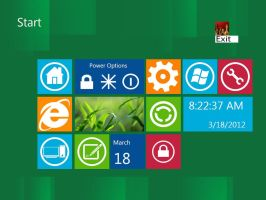 StarTiles Beta 1:Live Tiles for windows 7,XP,Vista by abhishekbest432