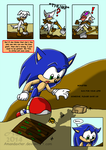 Sonic and the BirdStone chap3 P05 by Amandaxter