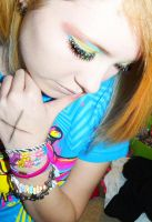 I Dun Know a Pretty Rave Girl. by CryingIntoBlackAbyss
