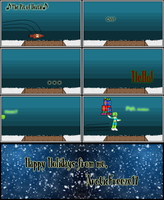 Happy Holidays for the 2014 Year by Color17