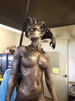 Queen of the Seas Patina 2 by ddorrity