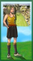 Quidditch Trial 9 by T-awn by Hogwarts-Castle
