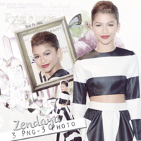 Zendaya Png And Photo Pack by Nilu-9
