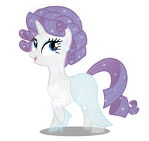 Crystal Rarity by Canterlotian