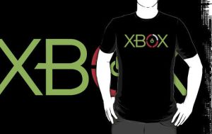 Xbox - Red Ring T-Shirt by drg