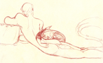 Sketch - Reclining Nude by Lear-is-not-amused