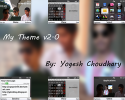 My theme v2.0 by cyogesh56