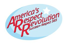 America's Respect Revolution Logo Design by JeremyHovan81