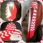 Red and White winter set. by DCoath