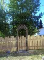 archway/fence 1 by SMann