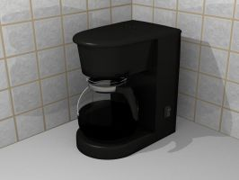 Coffee maker fixup by Undercaffeinated