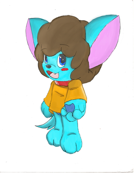 MegaPuppy Concept Art by TheMegaCritters