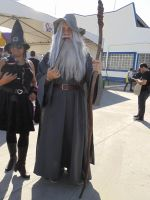 Gandalf by deixaeutirafoto