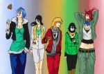 Bleach GenderBender!! by Alex829