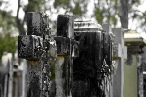 Headstones by Sharmos