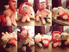 Pinkie Pie Plush Toy (Having Fun With Fluttershy) by nicolaykoriagin