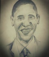 Obama by PHATtaliban