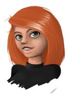 Kim Possible by zwusel