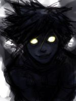 Heartless Sora by TheBoyofCheese