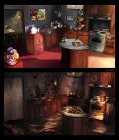 Kitchens by Joaru