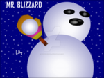 Mr. Blizzard - Mario Series by Tutan-Koopa