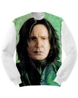 Harry Potter Sweetshirt Severus Snape by geekme2