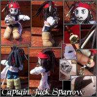 Captain Jack Sparrow, savvy? by Cristophine