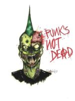 Punk's not Dead. by Frankienstein