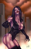 Lady Injustice by JosFouts