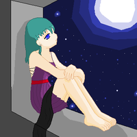 Me at night by Ruuma