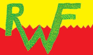 Reptile Wrestling Federation Logo by RollerCoasterViper59