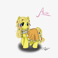 My Little Aerie by LadyVentuswill