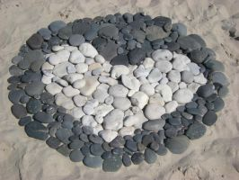 Stone heart by JavisEan