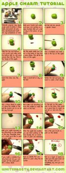 Apple Charm Tutorial by whitefrosty