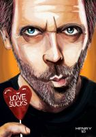 House MD by Hasuf3ll