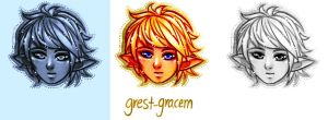 pixie boy... or girl, not really sure by Gresta-GraceM