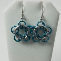 Not Tao 5 Earrings by chef-chad