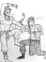 LoK: The Brothers by JAWjakerssure