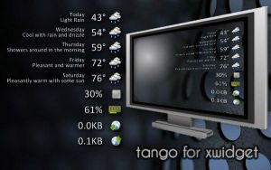 Tango for XWidget by boyzonet