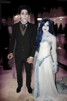 The Corpse Bride by greyloch-md