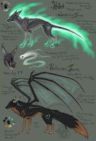 Hallow Reference Sheet by animalartist16