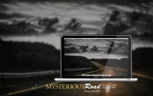 MBP Mysterious Road Wallpaper by Martz90