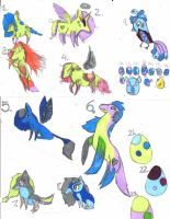 1 point adopts  19/23 by waterflamewerewolf