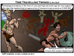 Time Travelling Twinks 01 by REBELComx